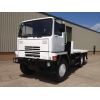 Bedford TM 6x6 Drop Side Cargo Truck with Atlas Crane