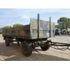 Kassbohrer 2 axle draw bar cargo trailer for sale | for sale in Angola, Kenya,  Nigeria, Tanzania, Mozambique, South Africa, Zambia, Ghana- Sale In  Africa and the Middle East