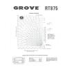 Grove RT 875 rough terrain crane | used military vehicles, MOD surplus for sale