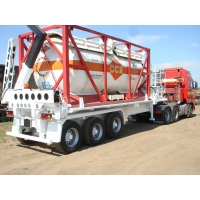 Ekalift military container handling trailer  for sale