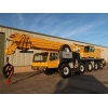 Liebherr LTM1120 120t all terrain mobile crane   ex military for sale
