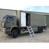 MAN 18.225 4X4 box truck | 