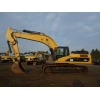 Caterpillar 336DL tracked excavator