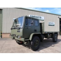 Leyland DAF 4X4 Truck Flat Bed Cargo trucks for sale in Africa
