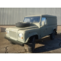 Land Rover Defender 110 300Tdi hard top