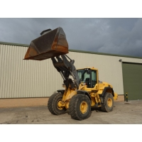 Volvo L120G Wheeled Loader for sale in Africa