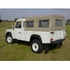 New Land Rover Defender 110 pick up LHD puma  ExMoD For Sale / Ex-Military New Land Rover Defender 110 pick up LHD puma
