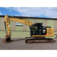 Caterpillar 320 EL Excavator for sale