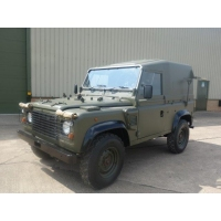 Land Rover Defender 90 Wolf Hard Top Remus RHD for sale