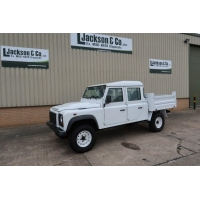 New Land Rover Defender 130 LHD Double Cab Pickup