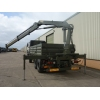 Iveco Eurotrakker 6x6 Cargo truck With Rear Mounted Crane | 
