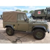 Land Rover Defender 90 Wolf LHD Soft Top (Remus)  military for sale