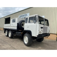 Scania SBAT 111SA 6x6 drop side cargo truck for sale
