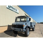 Mercedes Unimog U1300L 4x4 LHD Cargo Truck - road registered | used military vehicles, MOD surplus for sale