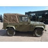 Rare Land Rover Defender 90 Wolf Airportable variant RHD  for sale Military MAN trucks