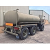 Boughton Water Bowser Trailer with Heating System for sale