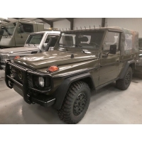Mercedes Benz G wagon 250 Wolf