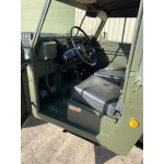 Land Rover Lightweight Series III 88  military for sale