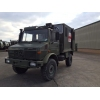 Mercedes Benz Unimog U1300L 4x4 Ambulance   ex military for sale