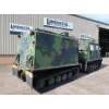 Hagglund BV 206 hardtop Radio Vehicle  for sale Military MAN trucks