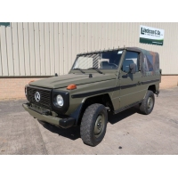 Mercedes Benz G Wagon 250 Soft Top