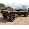 King 20ft container trailer 15 ton capacity   ex military for sale