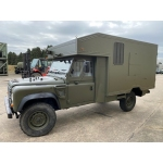 Land Rover 130 Defender Wolf Ambulance | used military vehicles, MOD surplus for sale
