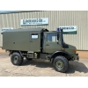 Mercedes Unimog U1300L Ambulance turbo | used military vehicles, MOD surplus for sale