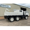 Scania SBAT 111SA 6x6 drop side cargo truck  military for sale