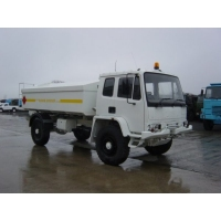 Leyland DAF Military 4x4 Bunded Tanker Truck  for sale