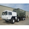 20FT ISO Potable Water Tank Containers | military vehicles, MOD surplus for export