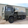 Man 27.314 6x6 LHD Drop side cargo truck with crane | Ex military vehicles for sale, Mod Sales, M.A.N military trucks 4x4, 6x6, 8x8