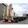 M1000 HETS 40-wheel, Semi-trailer heavy equipment transporter  for sale Military MAN trucks