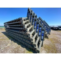 Drops 20ft ISO Flat Racks  unused for sale in Africa