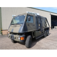 Mowag Duro II 6x6  Box Vehicle with Matrix body  for sale Military MAN trucks