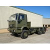 Iveco 260E37 EuroTrakker   6x6 cargo flat bed trucks   ex military for sale