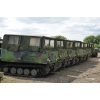 Hagglund BV206  soft top with ammo body   ex military for sale