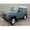 Land Rover Defender 90 TDCi Hard Top