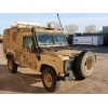 Armoured Land Rover Snatch 2A  Defender 110 300TDi   ex military for sale