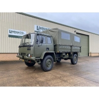 Leyland Daf 4x4 Shoot Vehicle/Gun Bus