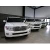 Unused Armoured Toyota Land Cruiser for sale