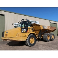 Caterpillar 730 C Dumper 2014