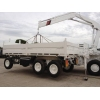 Man 8x8 CAT A1 cargo truck with HIAB Crane  for sale
