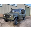 Land Rover Defender Wolf 110 (REMUS) LHD  for sale