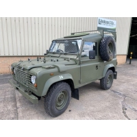 Land Rover Defender 90 Wolf RHD Hard Top Winterised/Waterproof (Remus)