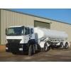 Mercedes Axor 8x6 tanker truck