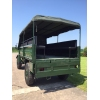 Leyland Daf T45 4x4 Personnel Carrier / shoot vehicle with Canopy & Seats | 