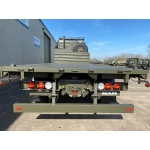 MAN 27.314 6×6 Cargo Truck | used military vehicles, MOD surplus for sale