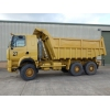 Foden 6x6 dump truck   ex military for sale