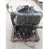 Rotzler 11.5 t hydraulic winch with oil tank and wonder lead | EX.MOD sales
